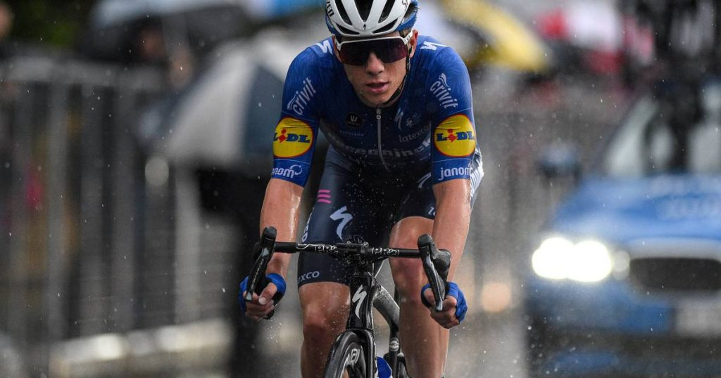 Evenpole looks to Lombardy tour with confidence: 'Don't doubt I'm fine'    Tour of Lombardy, live on VTM from 13:35