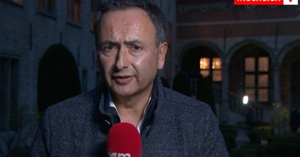"Faroek Özgünes on the second day of De Pauw's trial: ""He was moved when he spoke and praised the women""    Bart de Pauw operation"