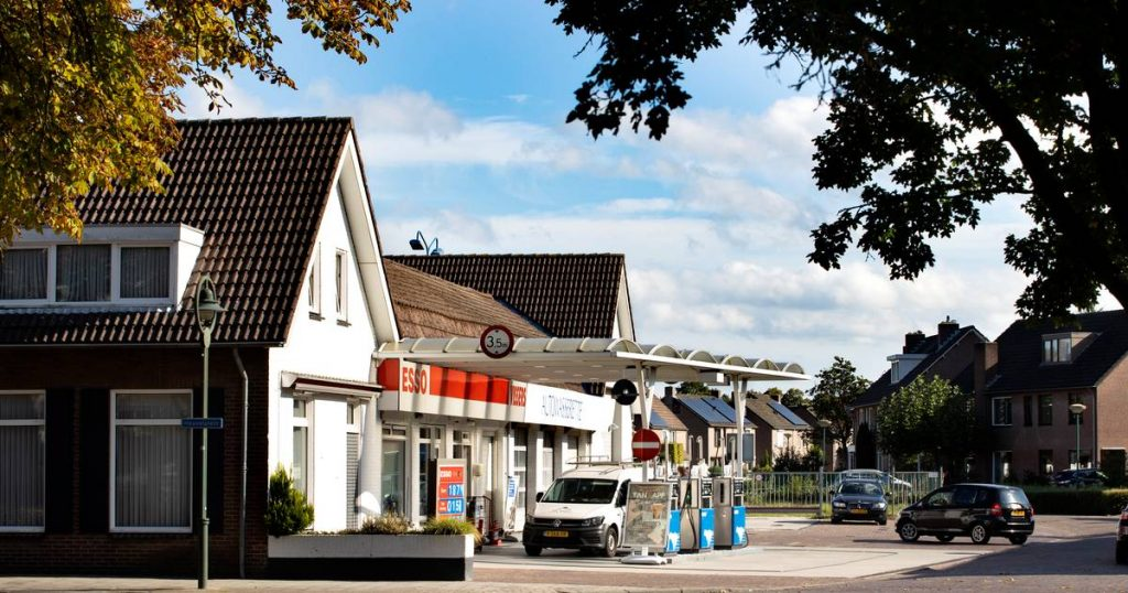 Gas station disappears from Heuvelplein, new station comes in Business park Bemmer IV |  peel