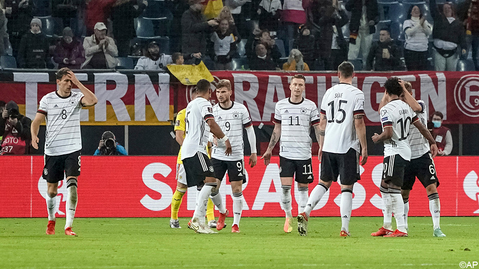 Germany almost booked tickets to Qatar after a difficult victory over Romania |  UEFA World Cup 2022 Qualifiers