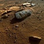 NASA shares new audio recordings of the Persevering Mars rover |  science and planet
