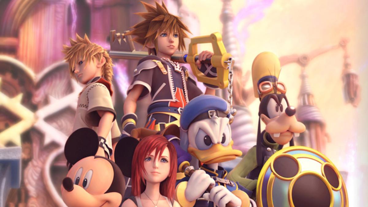 Native Kingdom Hearts Switch ports are still possible