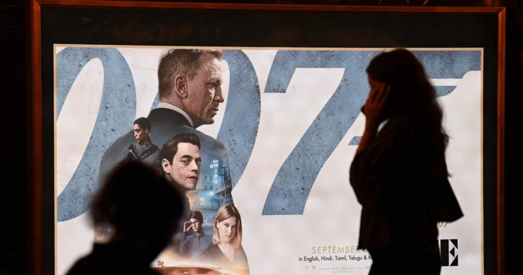 No Time to Day gives Belgian cinemas the best opening day of 2021 |  Movie