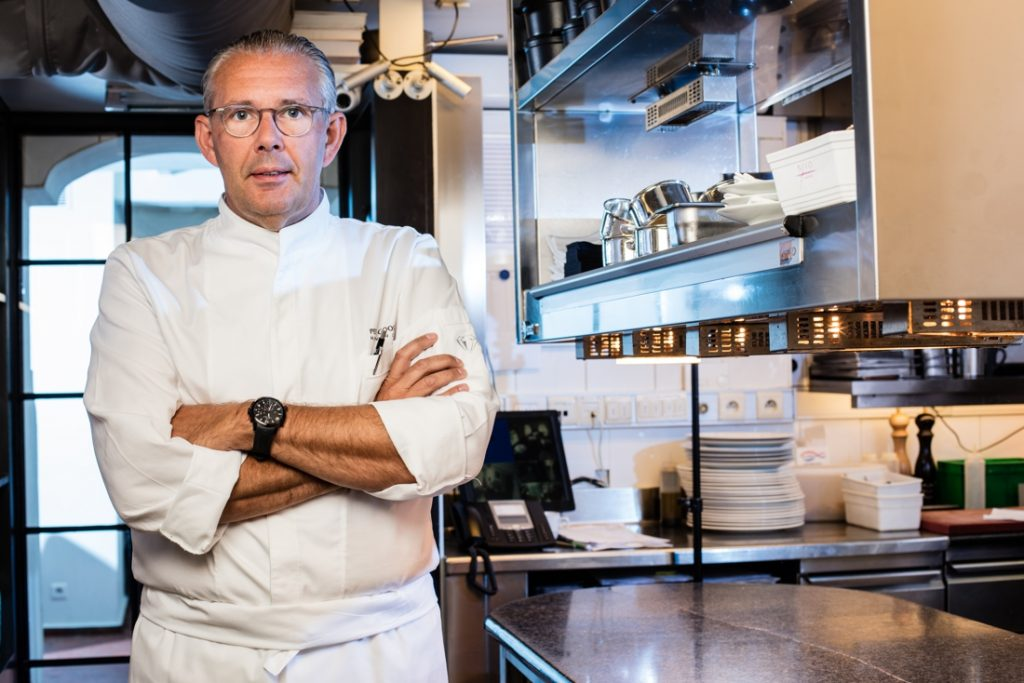Noma is the best restaurant in the world, where Hove van Cleef rises after...