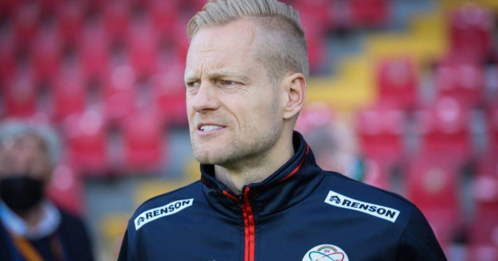 "Olivier Descht becomes assistant coach of the Belgian U-21 coach: ""I am ambitious"" |  belgian football"