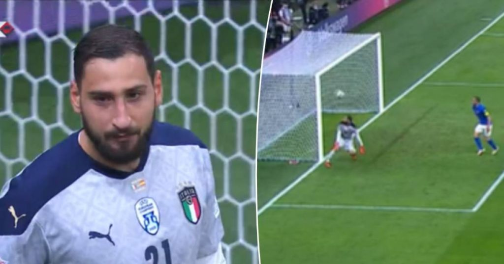 Painful for Donnarumma: PSG goalkeeper booed by his fans and almost terribly wrong |  Spain reached the final of the Nations League