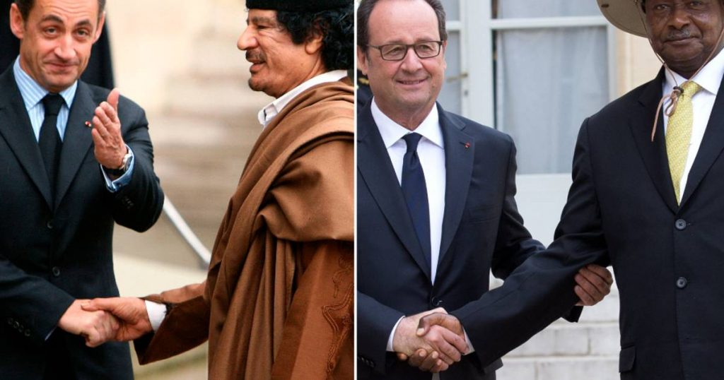 President Macron wants to avoid embarrassing photos with African dictators and therefore does not invite any African head of state to the Franco-African summit |  Abroad