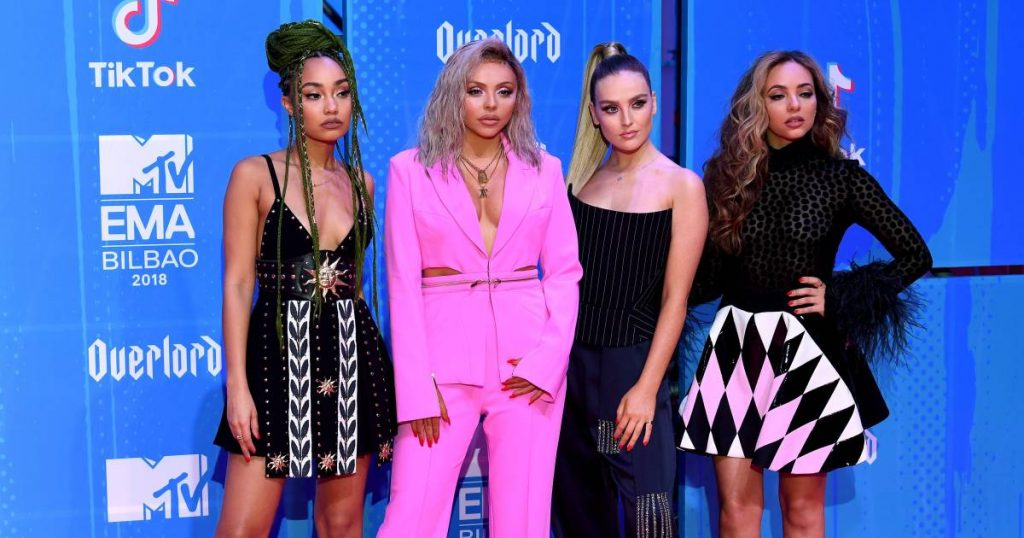 'Put those messages where the sun doesn't shine': Drama between Little Mix and ex-member Jesy after 'blackfishing' |  showbiz