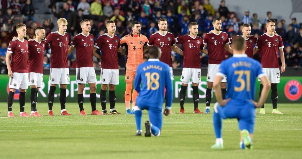 School children accepted Rangers player Camara whistle throughout the match, Sparta Prague denies racism: 'Stop attacking our children' |  European League