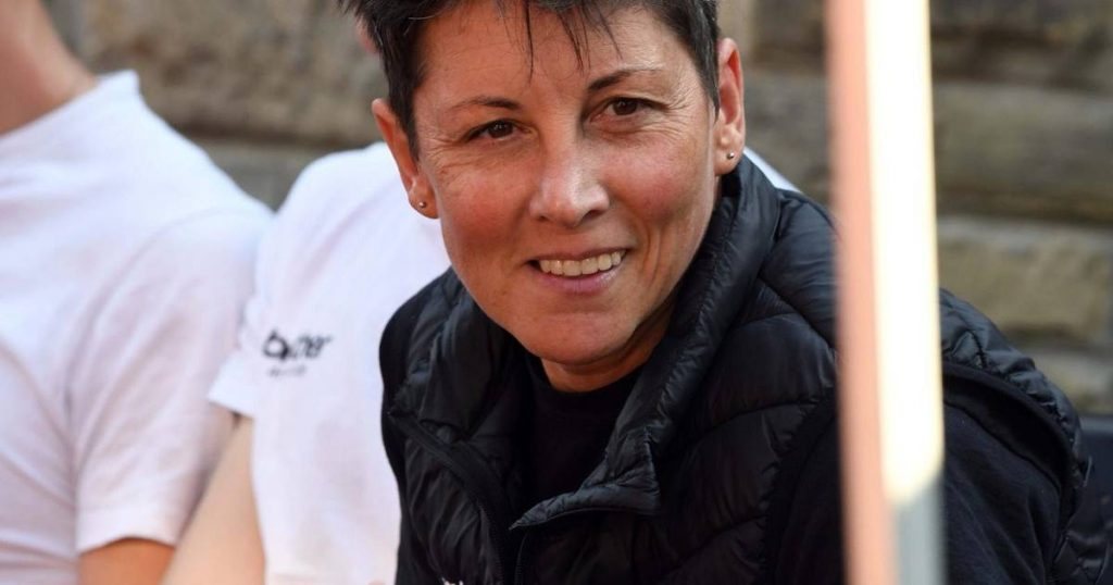 Sherry Bridham, the first women's team captain in the men's peloton, moves to Lotto Soudal |  Cycling