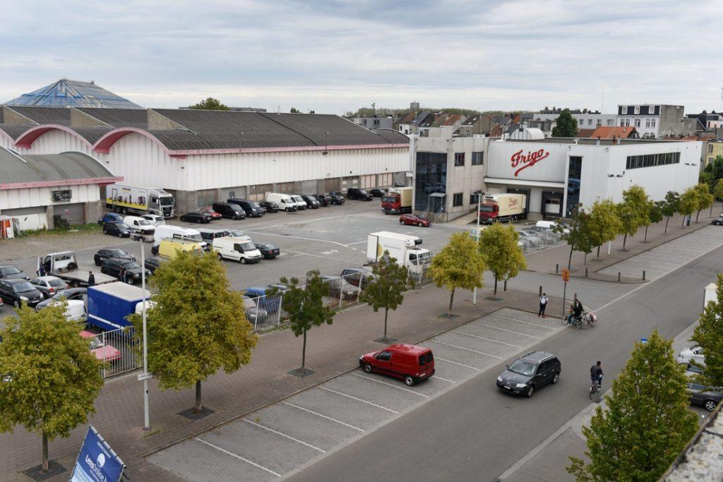 Slaughterhouse neighborhood in the last straight line of the revival: we ... (Antwerp)