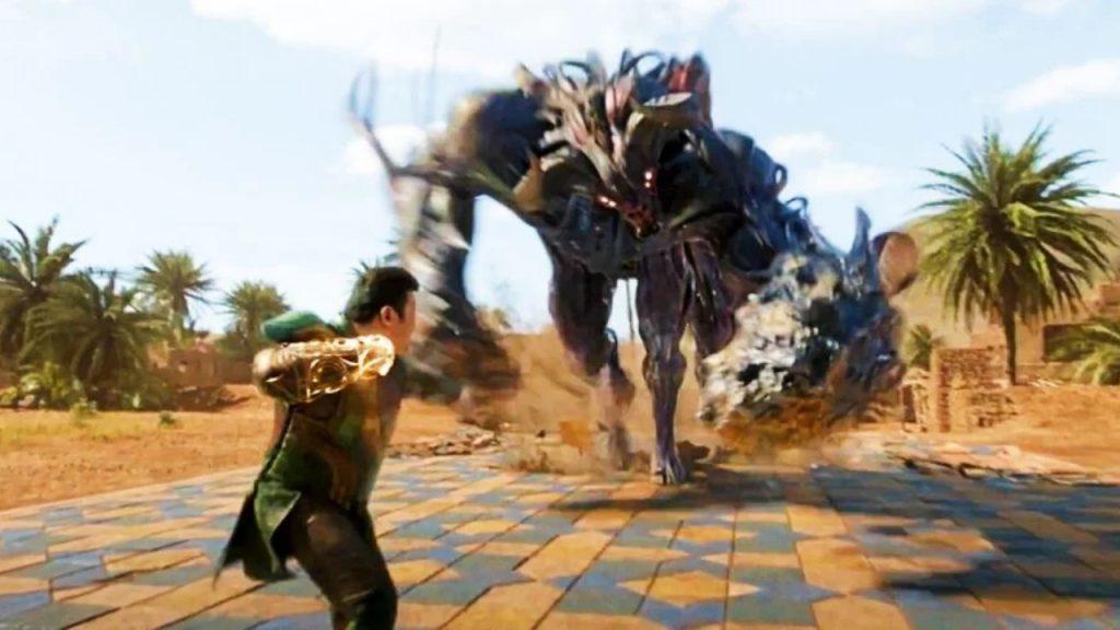 "The Bold Trailer ""Eternal"" Emphasizes the Motion: Gilgamesh Versus the Pervert!"