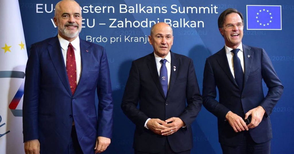 The European Union continues to lead the Western Balkans |  Abroad