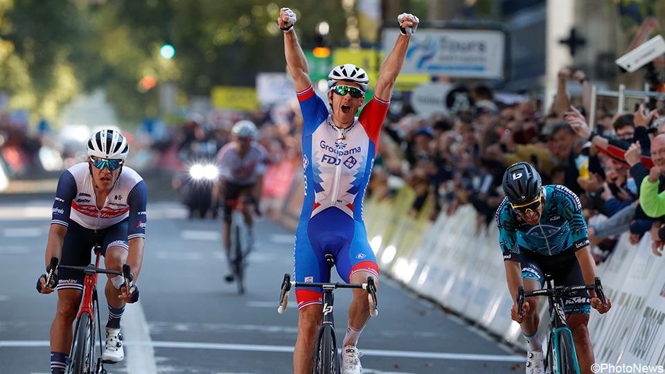 The French outperform the Belgians again: Arnaud Demarie wins Paris Tours    Paris - Tours 2021