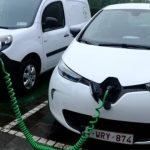 The company's green cars take the first hurdle in the room |  interior