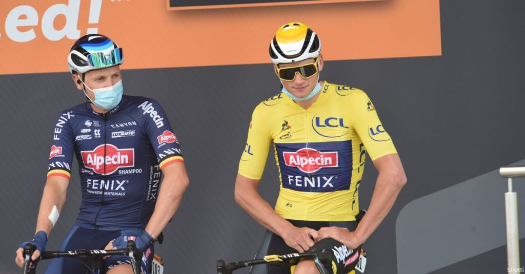 Van der Poel wants to run the 2022 Tour de France for a full three weeks