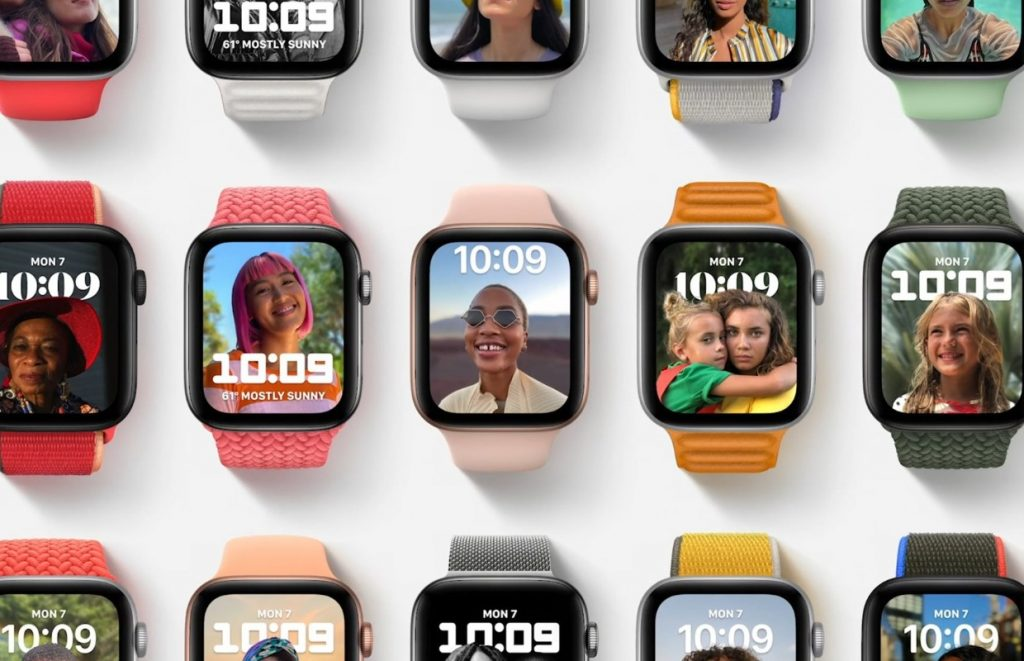 watchOS 8.0.1 with bug fixes is now available